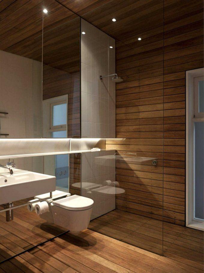 Herrliche Ideen Badezimmer Ohne Fliesen An Der Wand Und Großartig von Bad Ohne Fliesen An Der Wand Ideen Bild