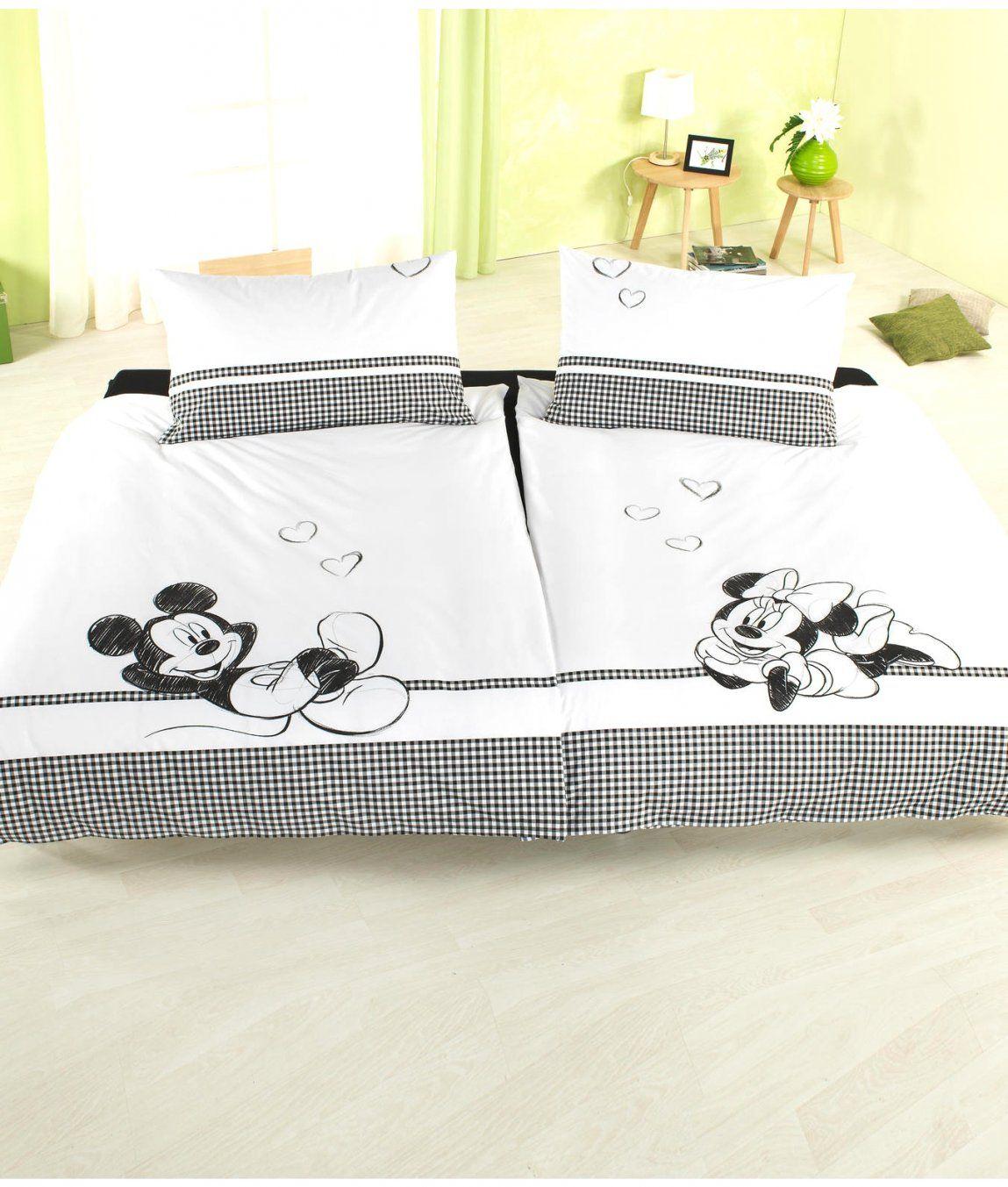 Herrliche Ideen Partner Bettwäsche Und Erstaunliche Minnie Mouse Im von Partner Bettwäsche Günstig Photo