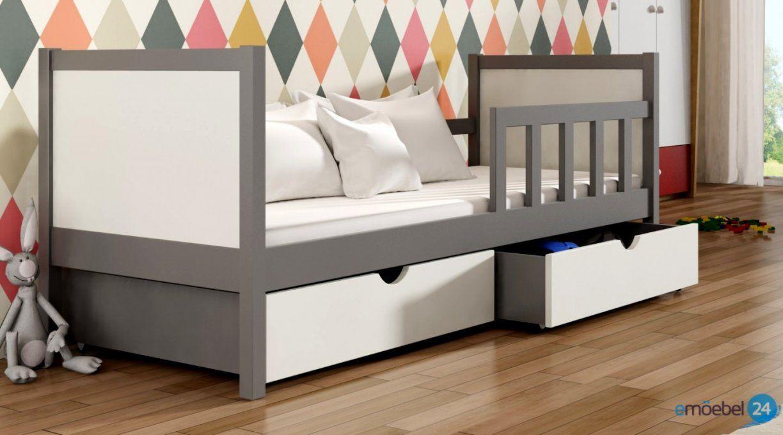 Hervorragend Kinderbett Weiss Mit Schublade Bett Zonda Einzelbett von Kinderbett Weiss Mit Schublade Photo