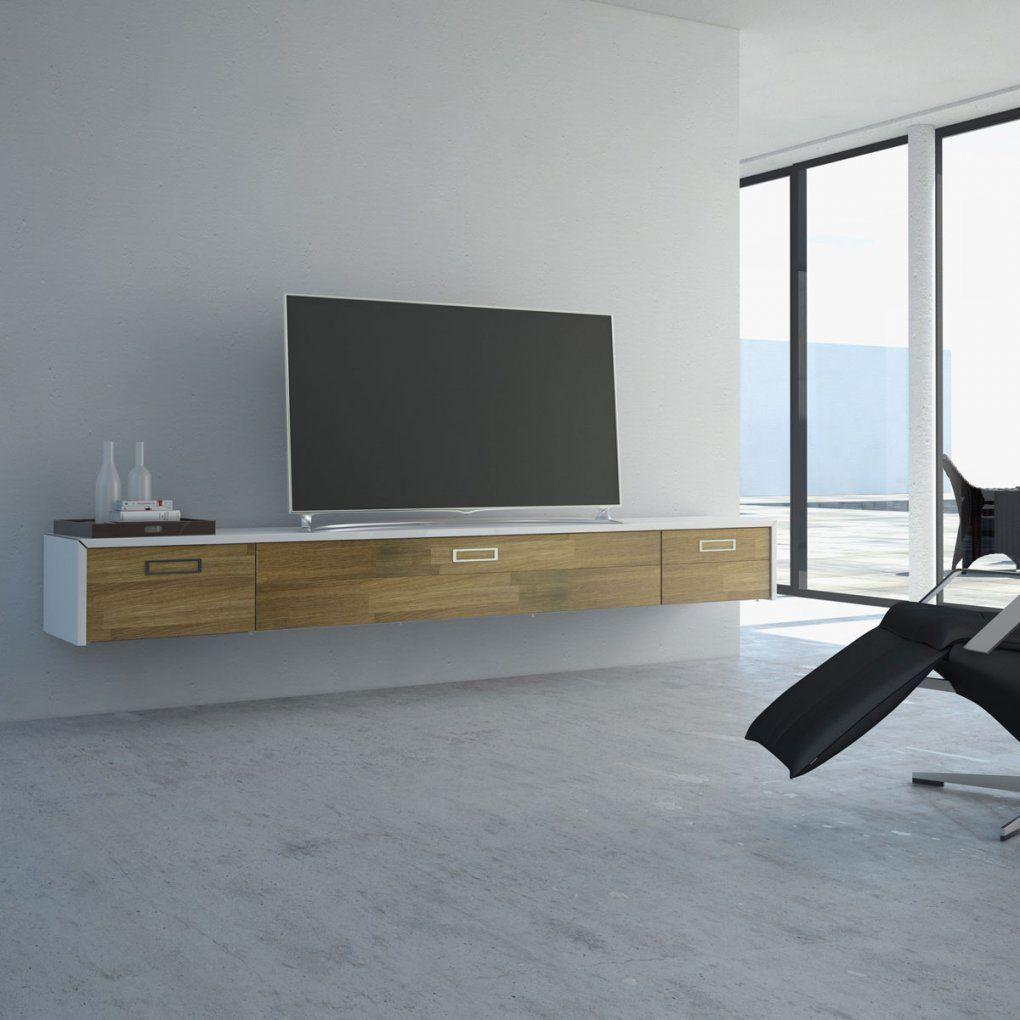 Hifi Möbel Wandmontage  Ambiznes von Tv Lowboard Zum Aufhängen Photo