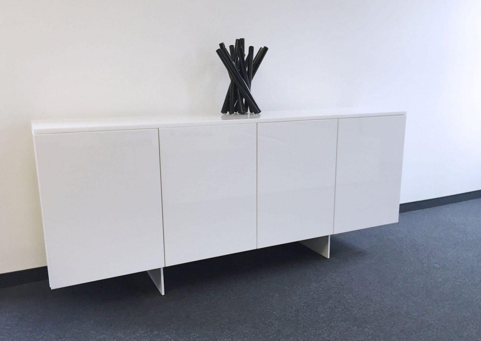 Highboard Auxilium Luxus Design Von Rechteck Kommode Weis Antik von Eck Sideboard Weiß Hochglanz Photo