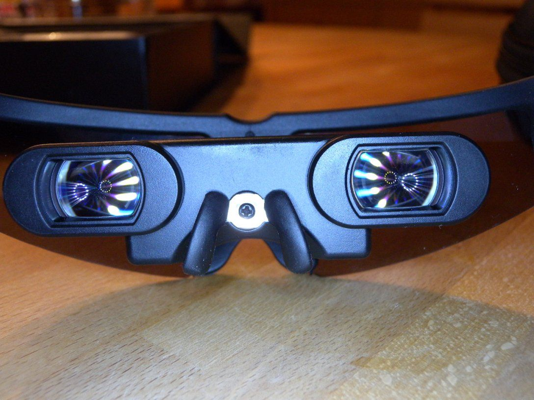 Hobbyking Fpv Brille [Lazyzero] von Fpv Brille Selber Bauen Photo