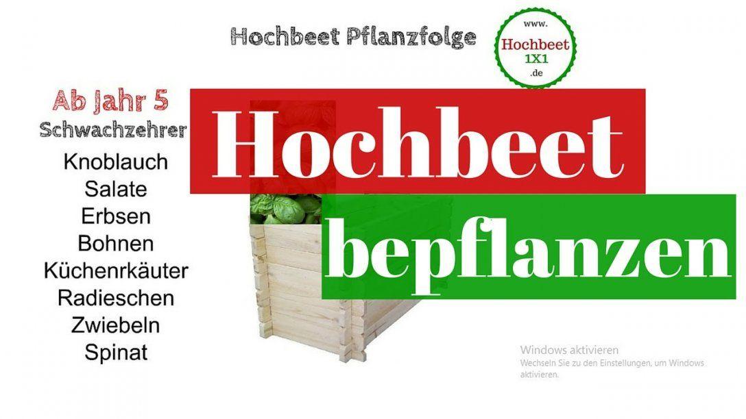 Hochbeet Bepflanzen In Den Jahren 123456&7  Hochbeet von Hochbeet Bepflanzen Erstes Jahr Bild