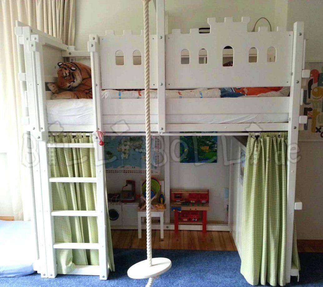 Hochbett 160X200 Gebraucht Mit Kinder Ikea Schreibtisch Selber Bauen von Hochbett Für Erwachsene 160X200 Photo