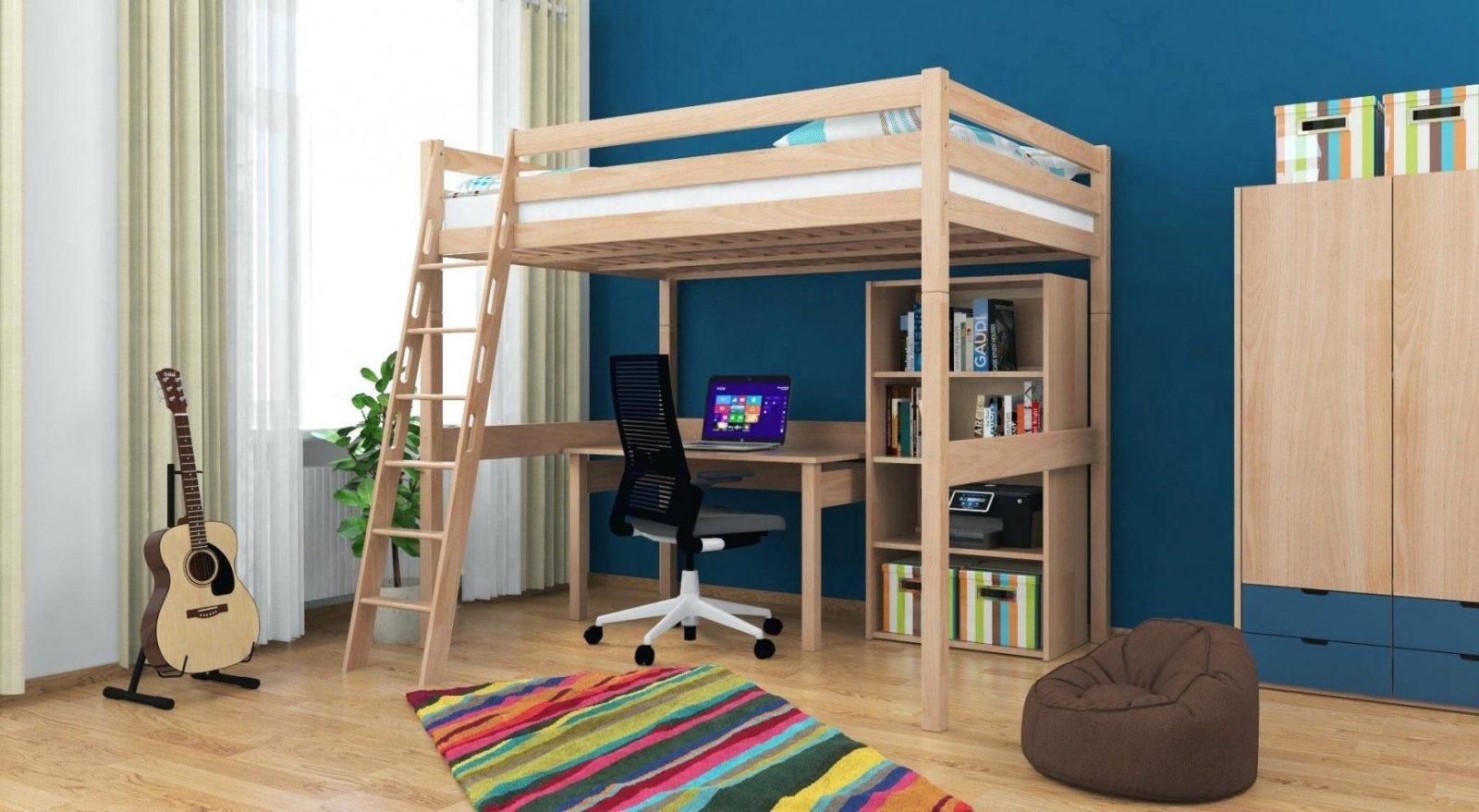 hochbett 160x200 gebraucht mit kinder ikea schreibtisch selber bauen von hochbett 160x200 selber. Black Bedroom Furniture Sets. Home Design Ideas