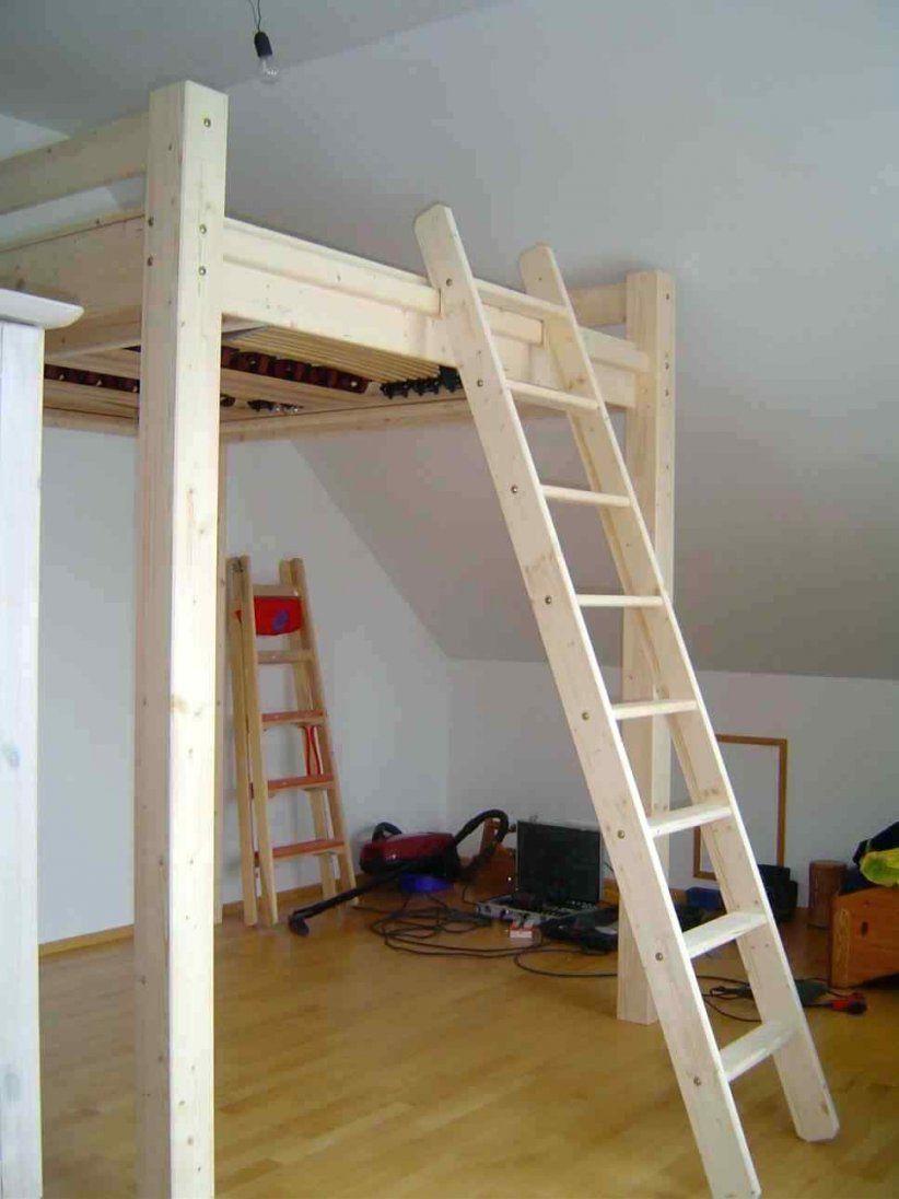 Hochbett Bauen Bett Altbau Daredevz Die Selber Besten Und Tolle von Treppe Für Hochbett Bauen Bild