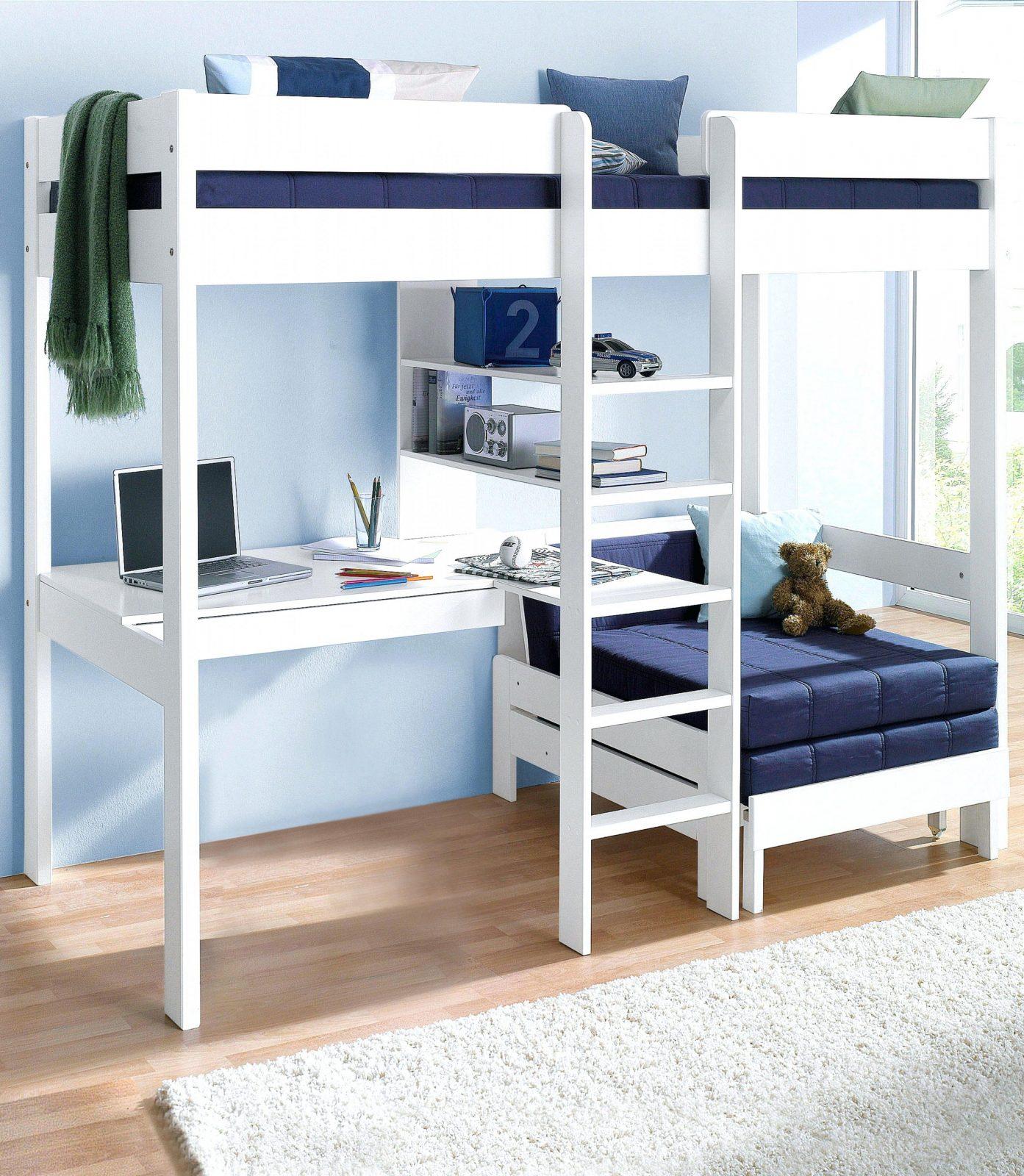 Hochbett Erwachsene 140×200 Perfekt Doppel F R Johncalle Zum Fa 1 4 von Hochbett Für Erwachsene Ikea Bild