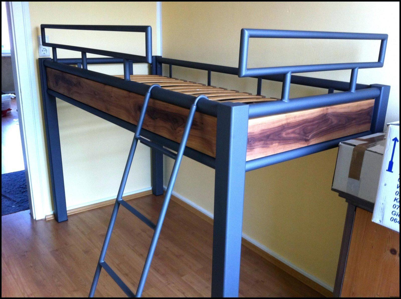 Hochbett Fur Erwachsene 140×200 Ehrfa 1 4 Rchtiges Moderne von Etagenbett Für Erwachsene Metall Photo