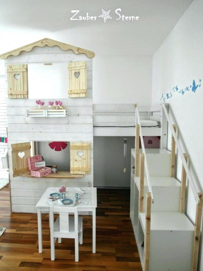 Hochbett Kind Bild 1 Kinderbett Ikea Selber Bauen Avec Hochbett von Bett Rutsche Selber Bauen Bild