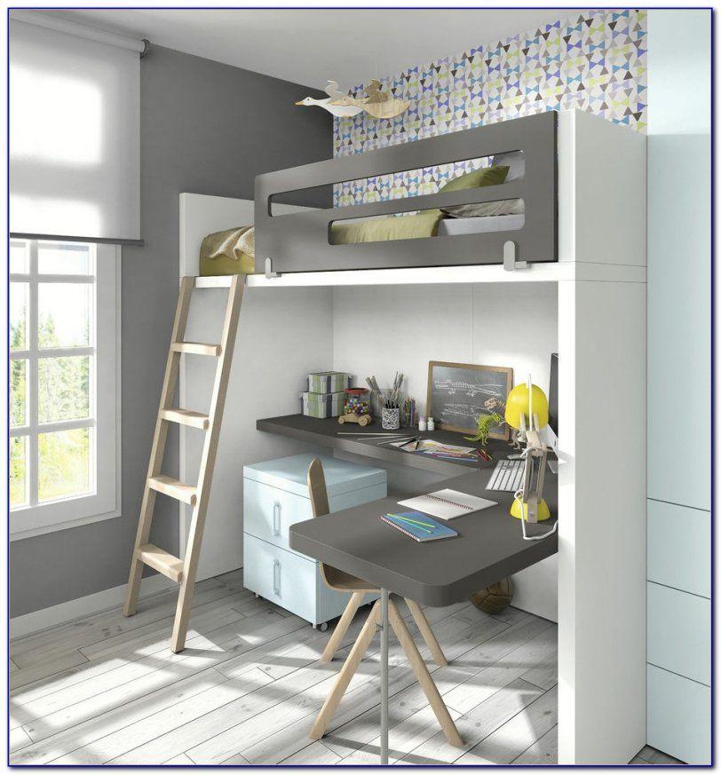 Hochbett Mit Integriertem Schreibtisch Und Kleiderschrank von Kleiderschrank Mit Integriertem Schreibtisch Photo