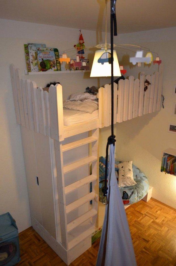 Hochbett Mit Rutsche Selber Bauen Einzigartig Bett 100—200 Mit von Hochbett Mit Rutsche Selber Bauen Photo