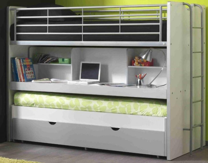 Hochbett Mit Schreibtisch Günstig Online Kaufen  Real von Etagenbett Für Erwachsene 100 Kg Photo
