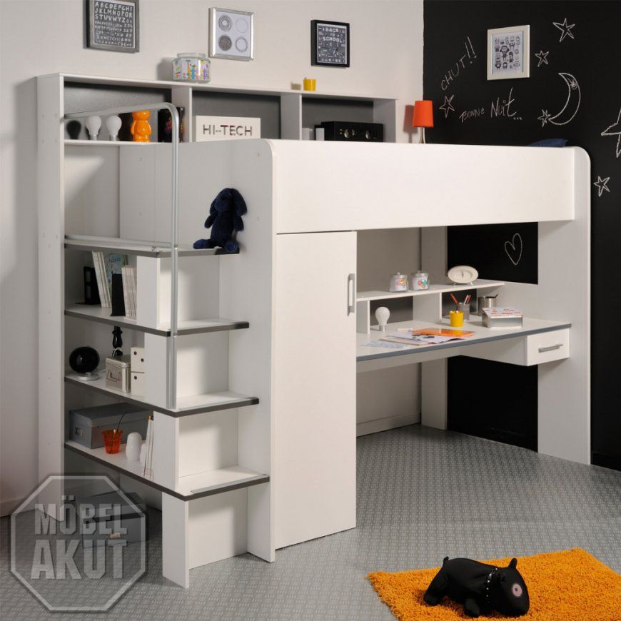 Hochbett Mit Schreibtisch Und Schrank Hochbett Between Etagenbett von Bett Mit Schreibtisch Und Schrank Bild