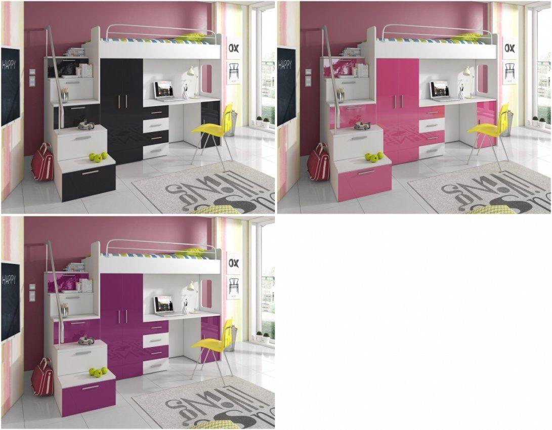 Hochbett Mit Treppe Beluzi Mit Schreibtisch von Hochbett Mit Treppe Und Schreibtisch Photo
