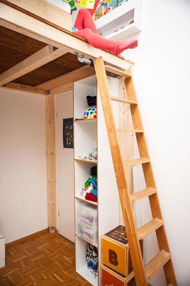 Hochbett Mit Treppe Selber Bauen Nt07 – Hitoiro von Hochbett Mit Treppe Selber Bauen Bild