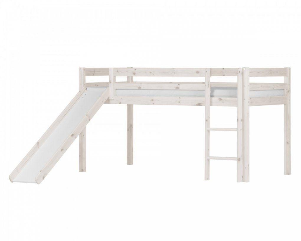 Dänisches Bettenlager Velbert : hochbett rutsche rutschbett frieda 90x200 wei lackiert von hochbett mit rutsche d nisches ~ Watch28wear.com Haus und Dekorationen