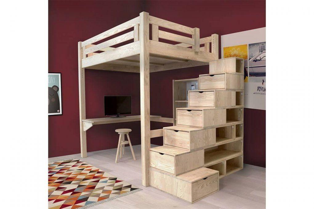 Hochbett Treppe Mit Stauraum  Die Schönsten Einrichtungsideen von Treppe Für Hochbett Kaufen Photo