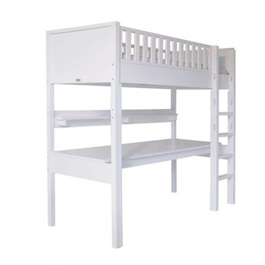 Hochbett Weiß Mit Schreibtisch Luxus Schiebetüren Raumteiler Tv Von