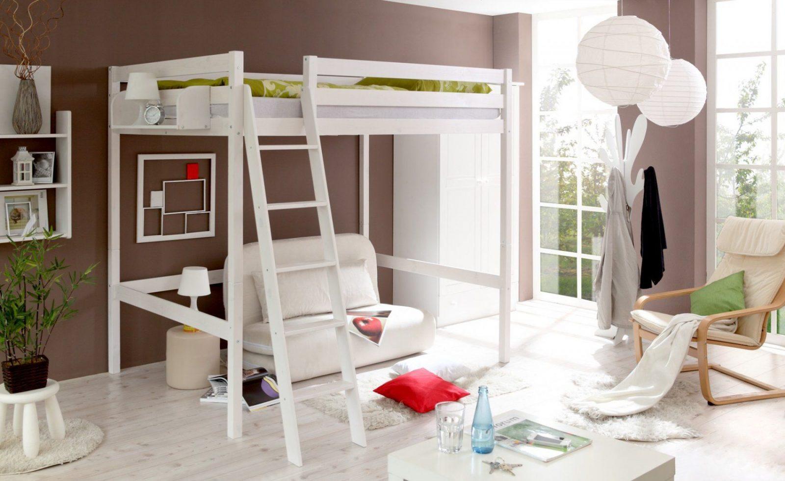 Hochbetten Günstig Online Kaufen  Real von Hochbett Für Erwachsene 160X200 Photo