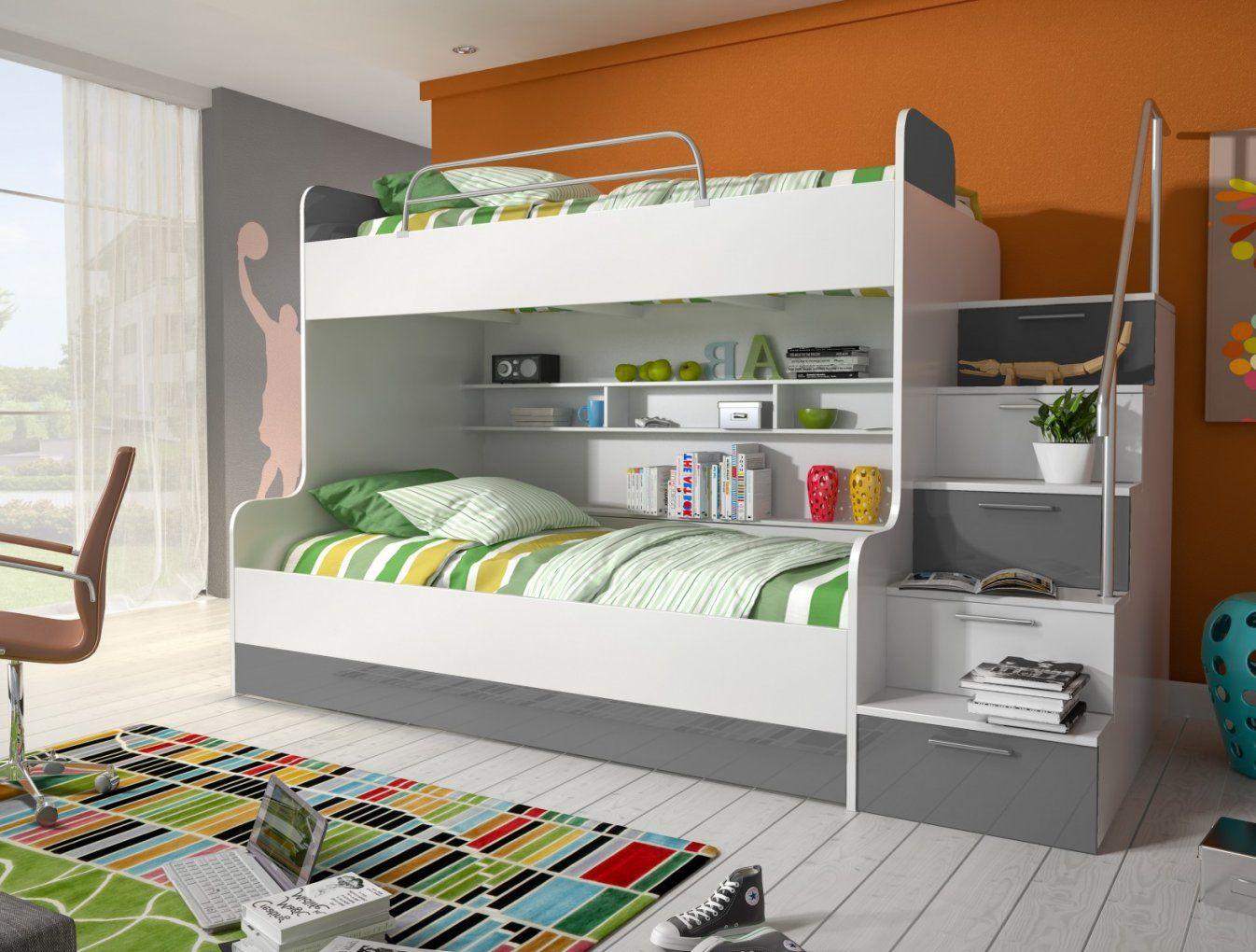 Etagenbett Für Erwachsene 100 Kg : Hochglanz etagenbett doppelbett alex möbel für dich online shop