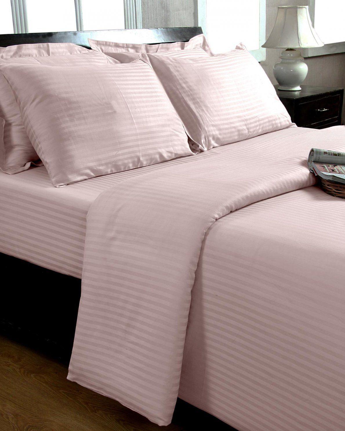 Hochwertige Bettwäsche Sets 100% Reine Ägyptische Baumwolle von Bettwäsche In Englisch Bild