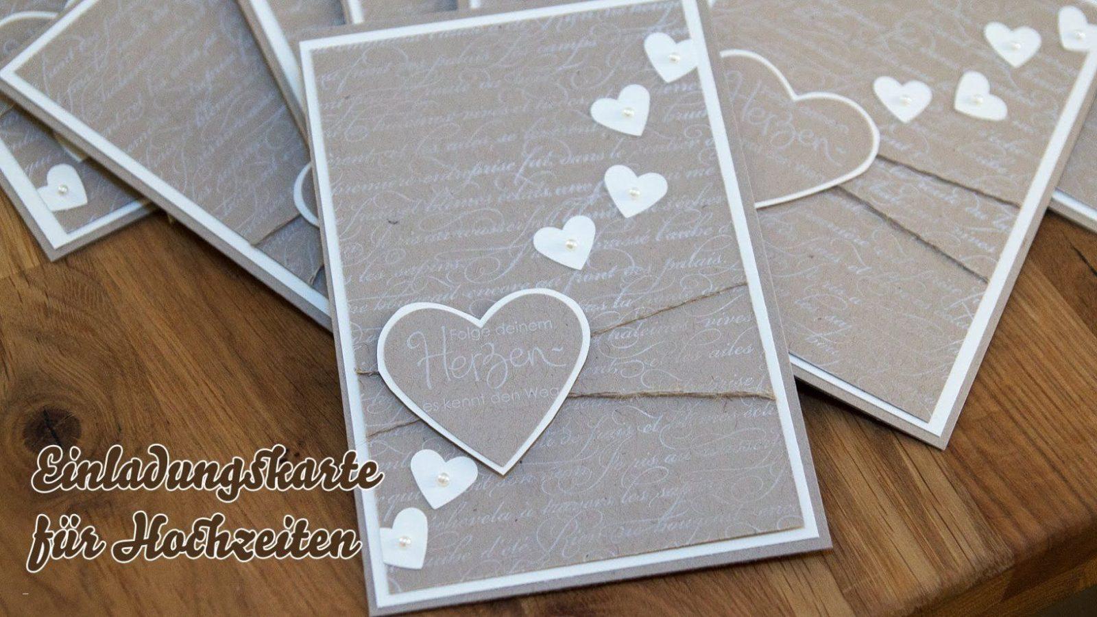 Hochzeitskarten Selber Machen Vintage Frisch Holzherzen Selber von Hochzeitskarten Selber Basteln Ideen Bild