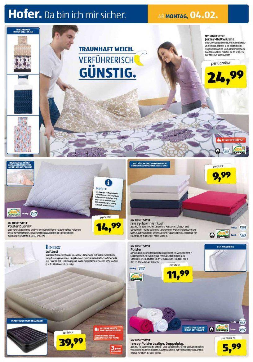 Hofer Angebote  Matratzen  Prospektübersicht von Penny Markt Matratze Bild