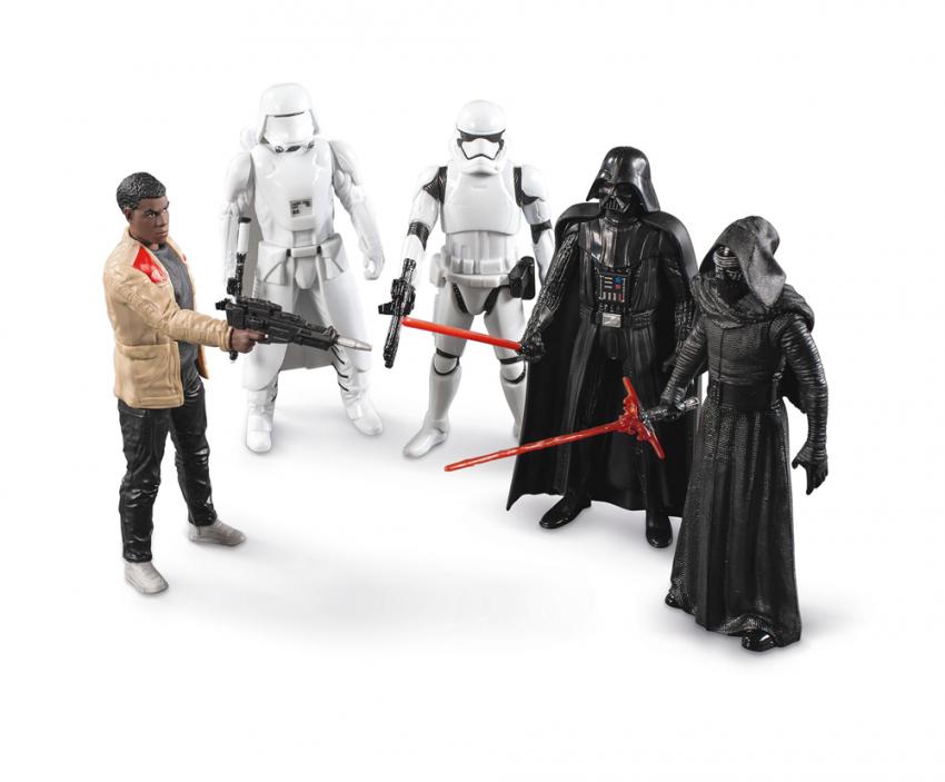 Hofer  Star Wars von Aldi Star Wars Bettwäsche Bild