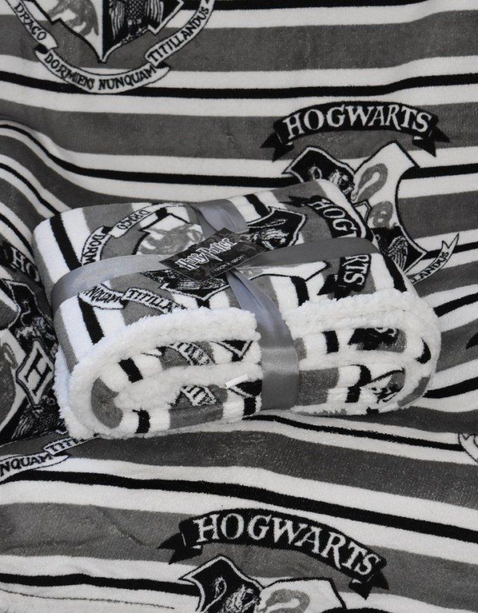 Hogwarts Throw Harry Potter Primark Blanket Fleece Supersoft New von Harry Potter Bettwäsche Primark Bild