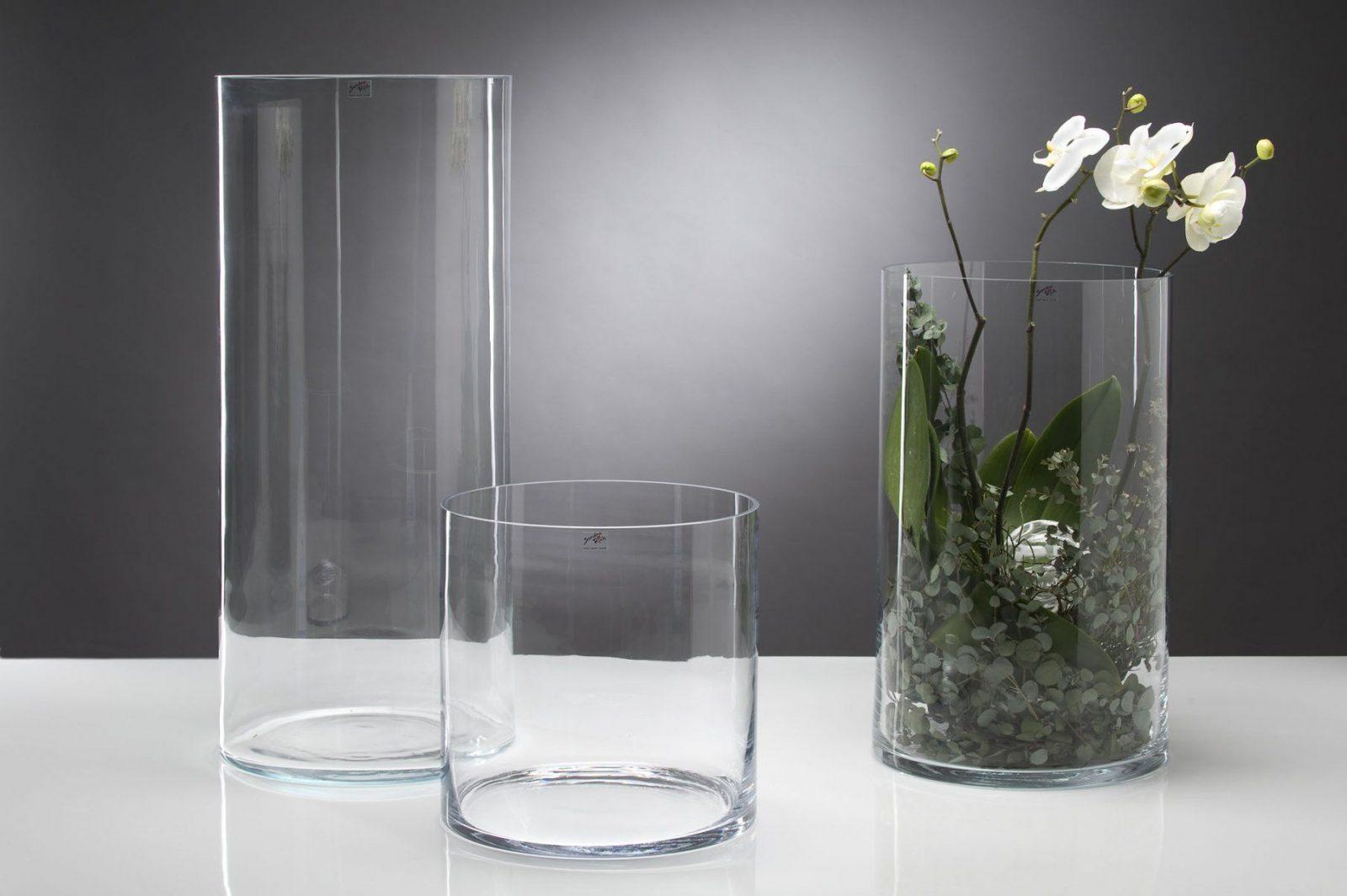 Hohe Glasvase Dekorieren Ideen Avec Bodenvase Dekorieren Frühling Et von Hohe Glasvase Dekorieren Ideen Photo