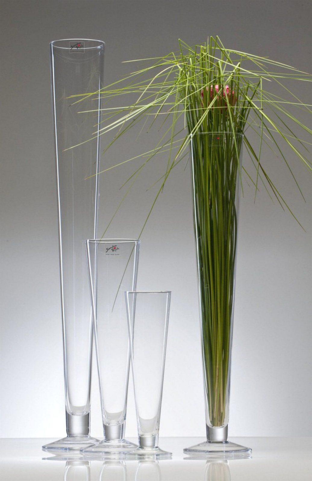 Hohe Glasvase Dekorieren Ideen Mit Für Grosse Bodenvasen von Hohe Glasvase Dekorieren Ideen Photo
