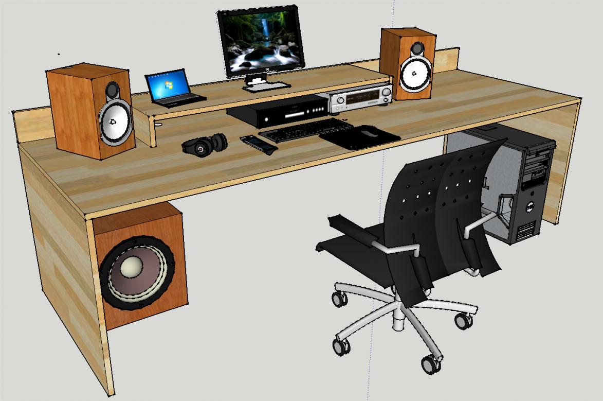 gaming schreibtisch selber bauen afdecker von gaming schreibtisch selber bauen bild haus. Black Bedroom Furniture Sets. Home Design Ideas