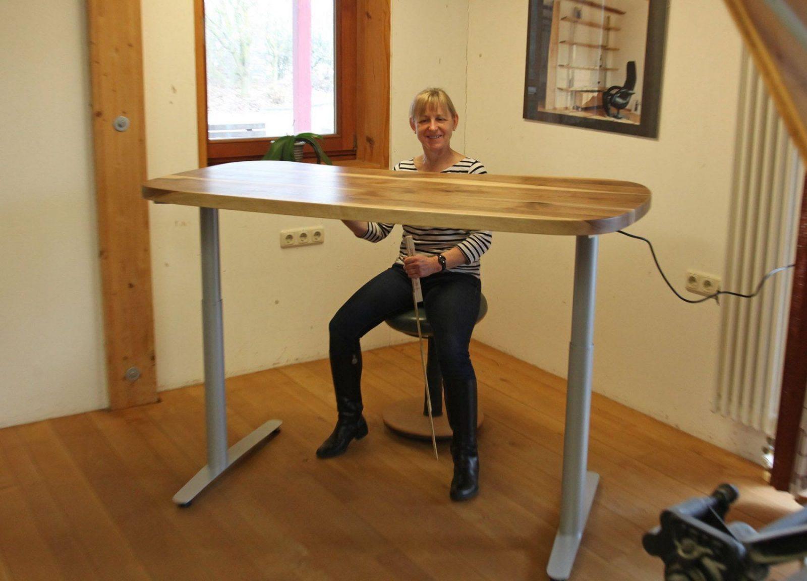 Höhenverstellbarer Schreibtisch Selber Bauen Perfekt Auto Mit von Höhenverstellbarer Schreibtisch Selber Bauen Bild