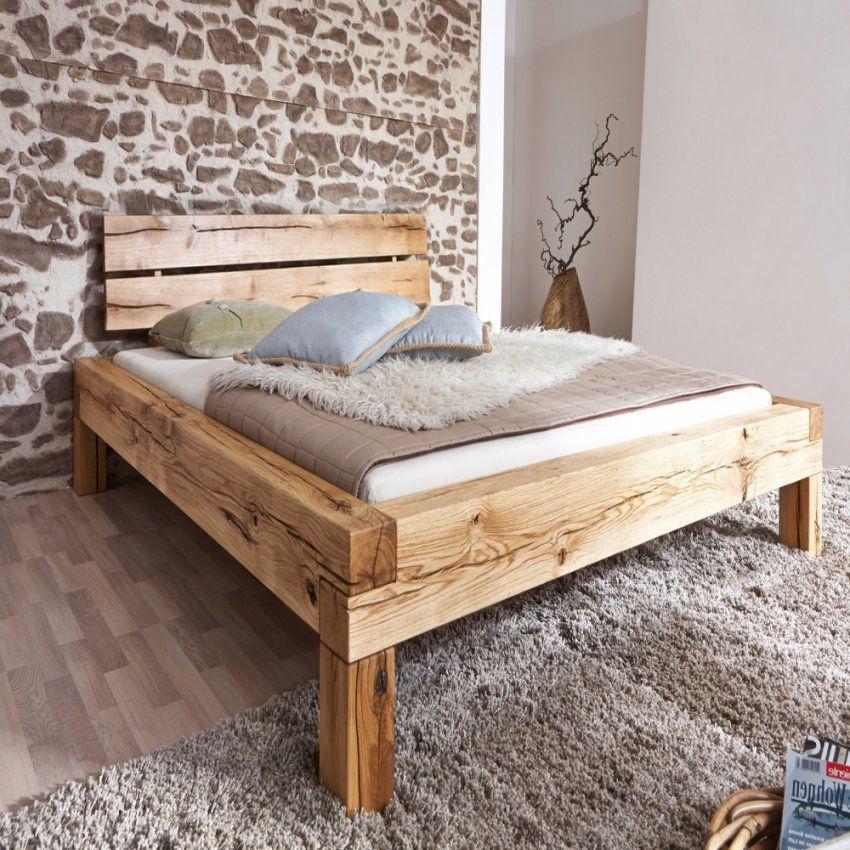 Holz Bett Selber Bauen Mit Bett Bauanleitung Beabsichtigt Für von Bett Selber Bauen Balken Photo