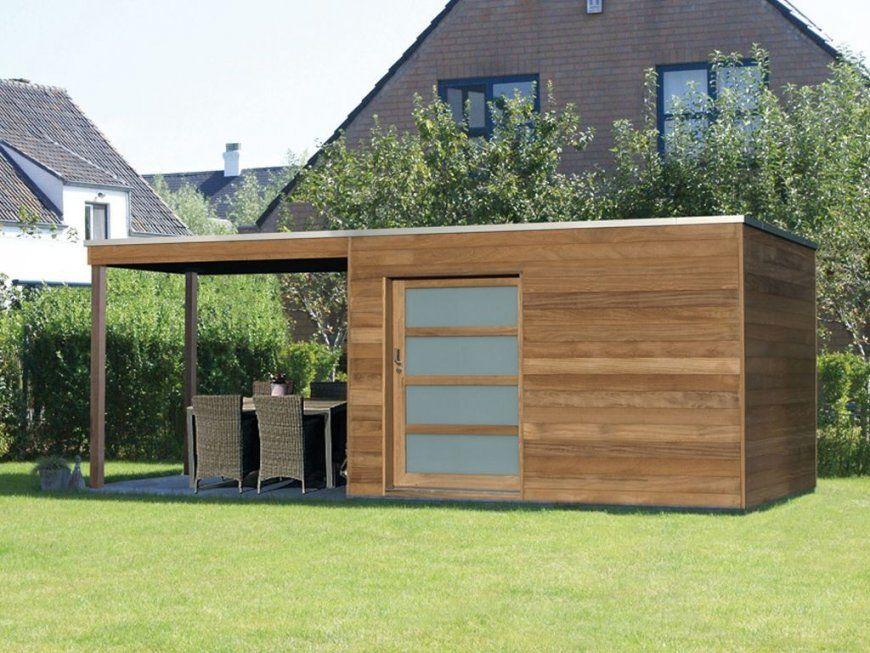 Holz Carport Kaufen Frisch Moderne Gartenhäuser Gelungene von Moderne Gartenhäuser Aus Holz Bild