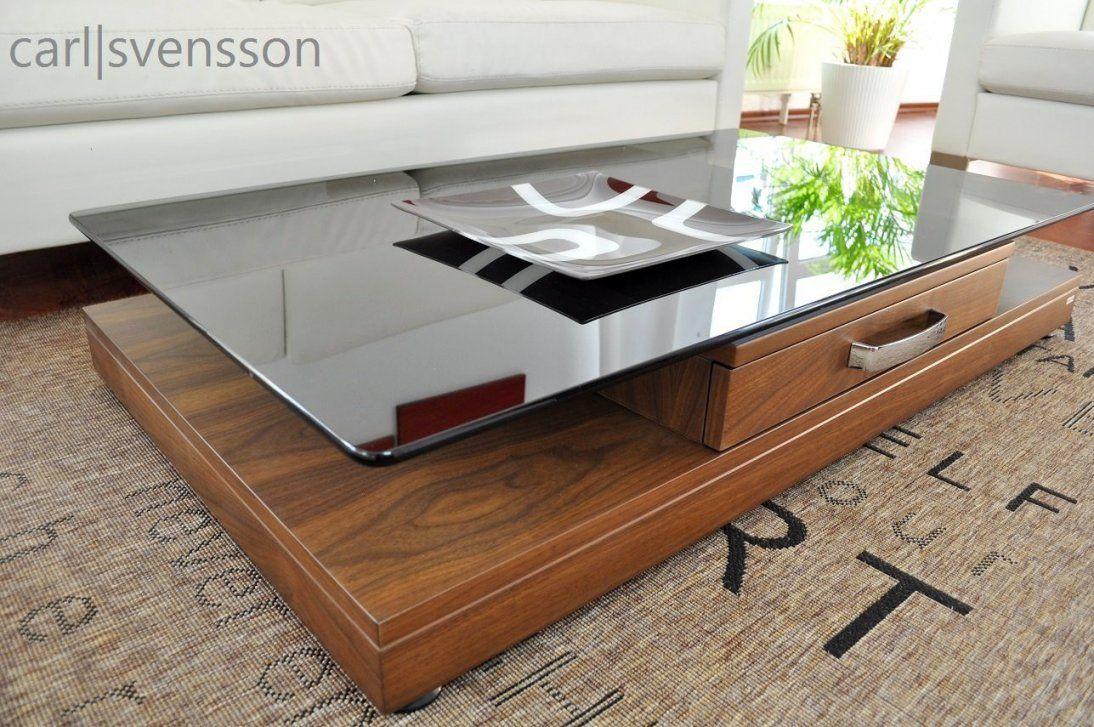 Holz Couchtisch Mit Glasplatte Affordable Couchtisch Modern Holz von Couchtisch Nussbaum Mit Glasplatte Photo