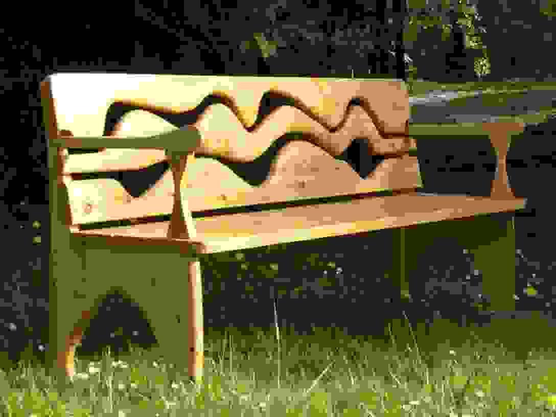 Holz Gartenbank Selber Bauen – Siddhimindfo Von Gartenbank Holz von Rustikale Gartenbank Aus Holz Photo