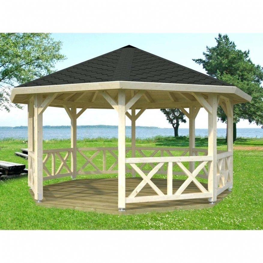 Holz Gartenpavillon 2Cedar Pavillon Bauplan Aus Selber Bauen von Holz Pavillon 3X4 Selber Bauen Photo