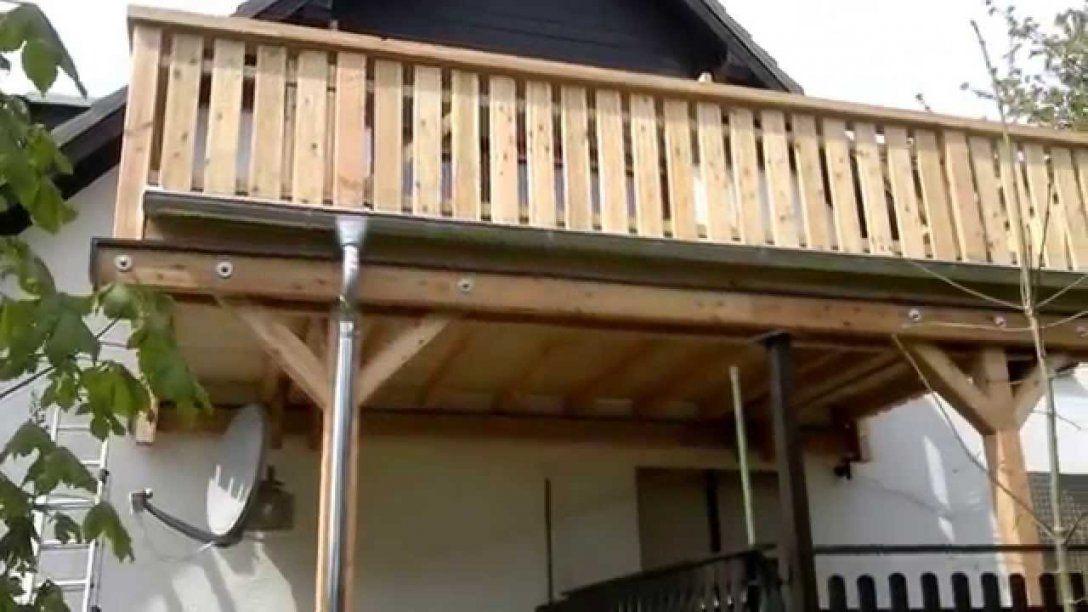 holzbalkon balkonbau holzbalkonbau aus douglasie l rche. Black Bedroom Furniture Sets. Home Design Ideas