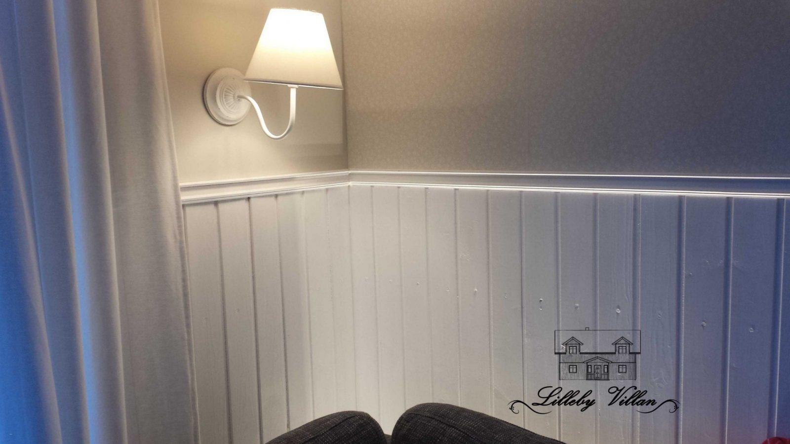 Holzdecke Mit Wandfarbe Streichen Luxus Anleitung Holzwand Wohnideen von Holzdecke Mit Wandfarbe Streichen Bild