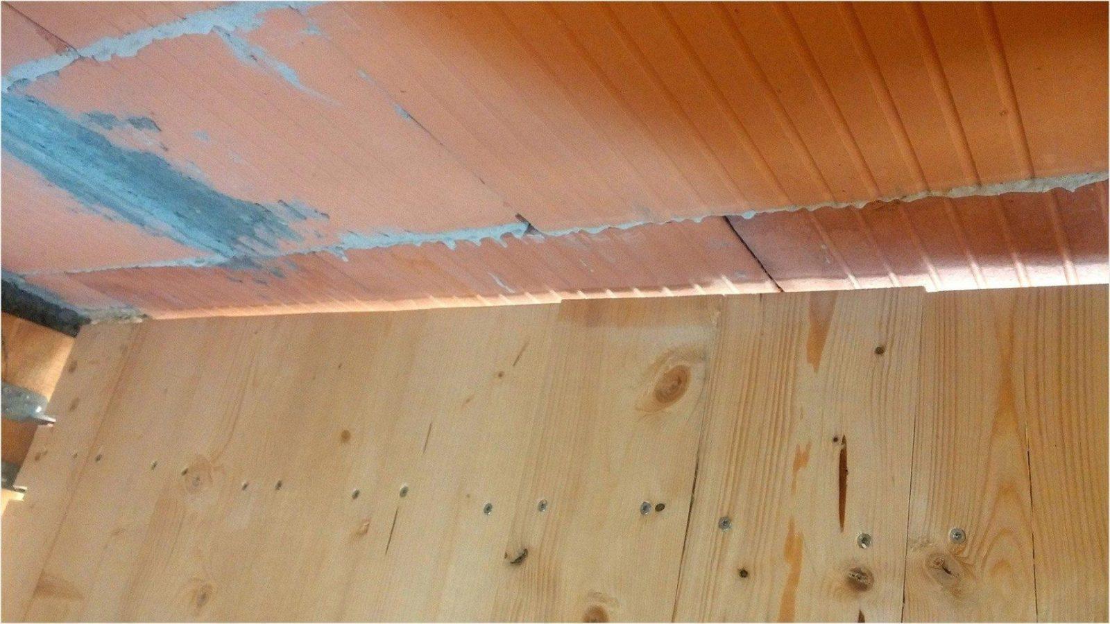 Holzdecke Streichen Lackierte Ohne Schleifen Mit Wandfarbe Weiss Farbe von Holzdecke Lackieren Ohne Abschleifen Photo