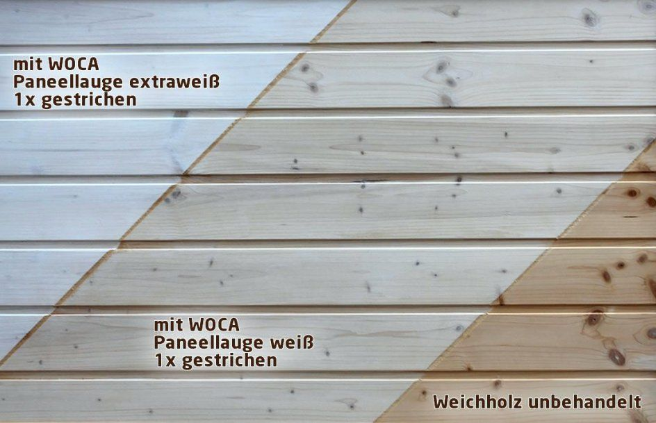 Holzdecke Weiss Weisstanne Lasur Streichen Ohne Abschleifen Von Holzdecke  Lackieren Ohne Abschleifen Bild ...
