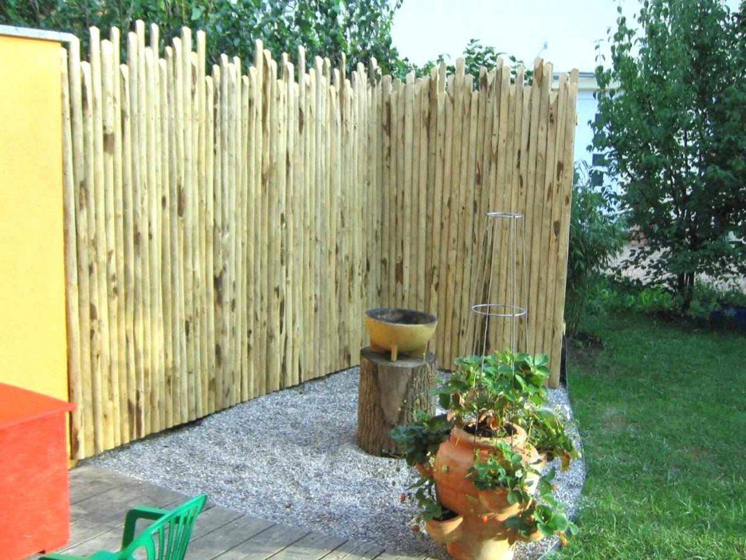 Holzhaus Garten Günstig Neu Sichtschutz Aus Holz Gartenzaun Bauen von Sichtschutz Garten Günstig Selber Machen Photo