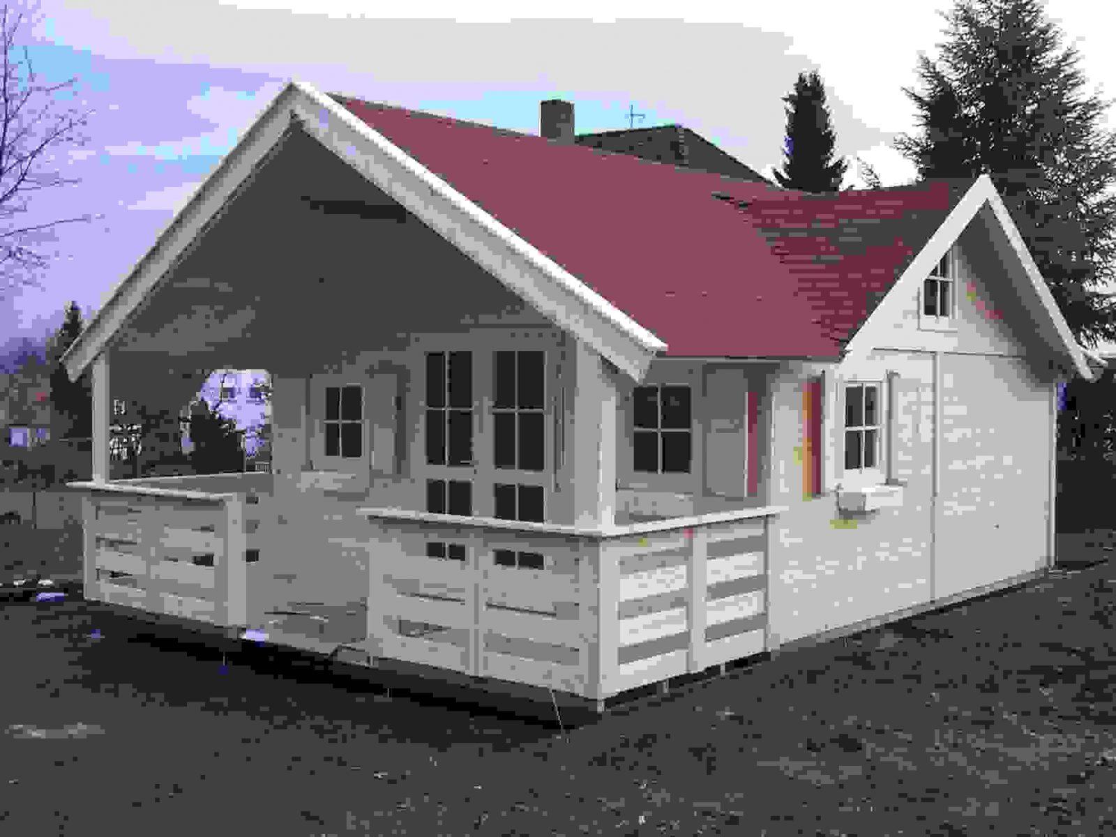 Holzhaus Selber Bauen Anleitung Holzhaus Bauen Unser Ist Frisch von Holzhaus Zum Selber Bauen Bild