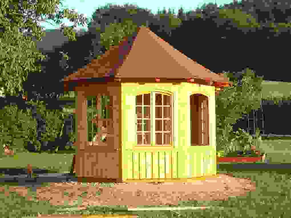 Holzpavillon Selber Bauen Bilder Ideen von Gartenpavillon Aus Holz Selber Bauen Bild