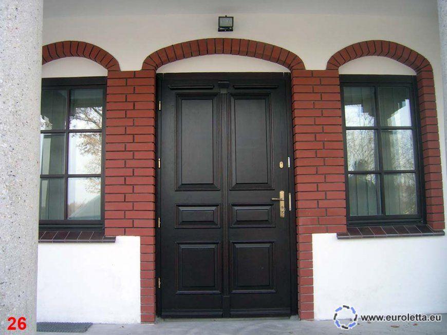Holztüren Türen Aus Polen In Luban  Handwerk  Hausbau  Garten von Haustüren Nach Maß Polen Bild