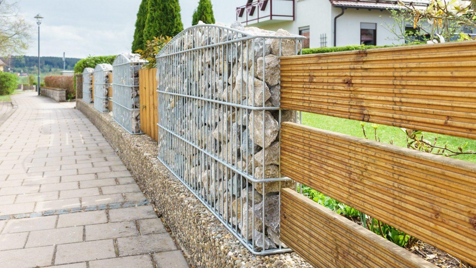 Holzzaun Selber Bauen Anleitung Zm66 – Hitoiro von Gartenzaun Selber Bauen Metall Bild