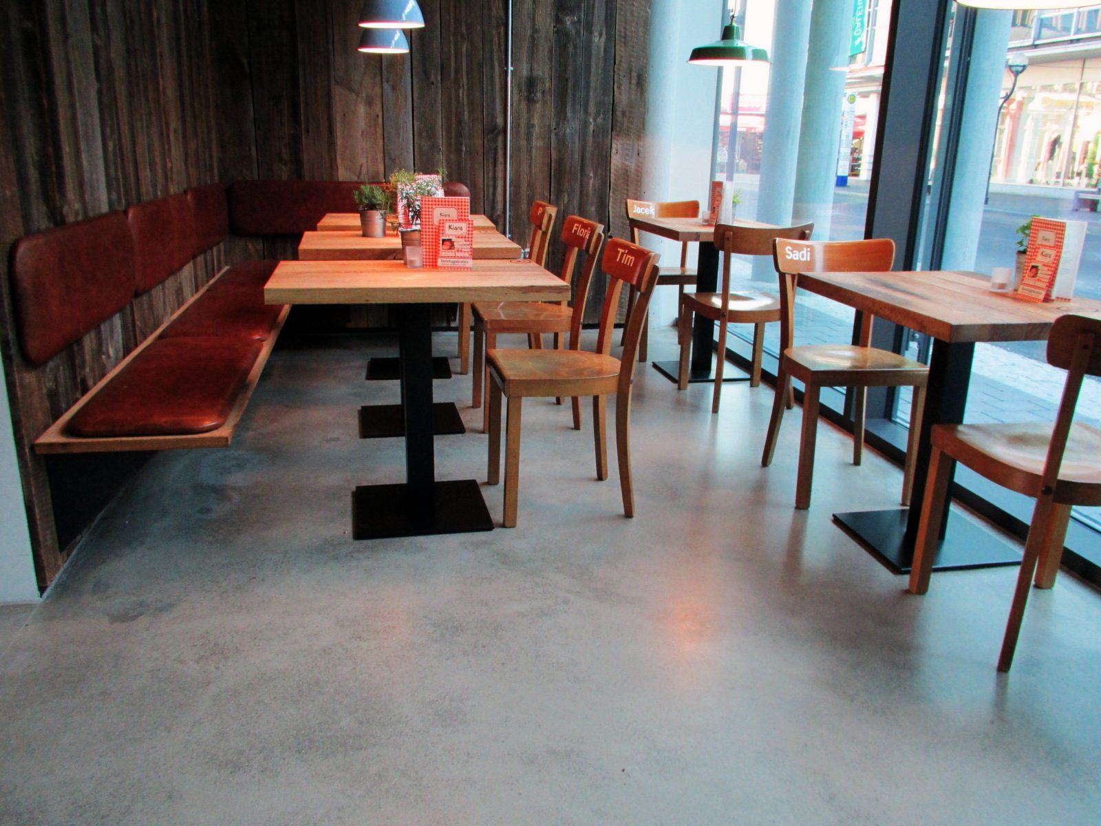 Home  Estrich Sommerfeld Gmbh von Polierter Estrich Als Fussboden Photo