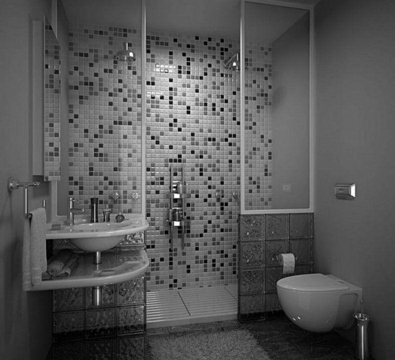 Homely Ideas Badfliesen Mosaik Bad Fliesen Aufkleben Blau Streifen von Mosaik Fliesen Zum Aufkleben Bild