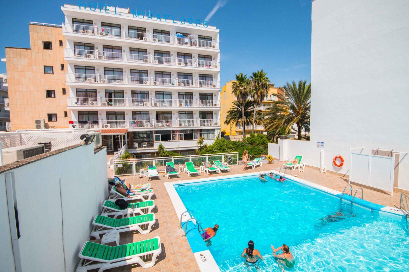 Hotel Amic Miraflores ***  Amic Hotels Majorca  Booking 08435 von Hotel Playa In Can Pastilla Bild